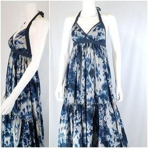 Victoria's Secret Moda International Tie Dye Dress